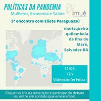 Políticas da pandemia