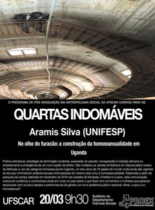 Quartas Indomáveis – Aramis Silva (Unifesp)