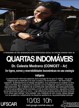 Celeste Medrano (CONICET – Ar)