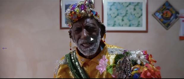 Lançamento de vídeo sobre Joaquim José da Cruz e os Ternos de Moçambique em Minas Gerais
